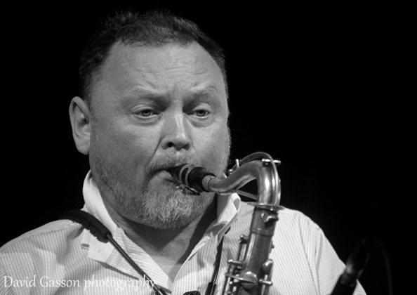 Picture of Pula Jazz festival by music photographer David Gasson