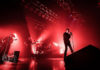 Picture of The Jesus and Mary Chain in concert in Tokyo by Aki Fujita Taguchi