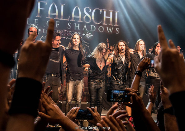 Picture of Edu Falaschi - Temple of Shadows concert in Brazil by music photographer Leca Suzuki