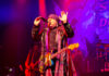 Picture of the rock group Little Steven & The Disciples of Soul in concert taken by the music photographer Trees Rommelaere