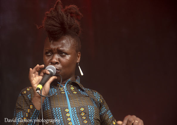 Picture of Gato Preto in concert at the INmusic festival taken by David Gasson