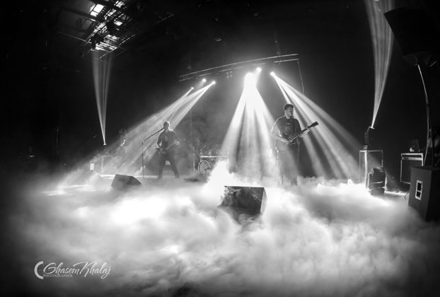 Picture of Padra in concert taken by Ghasem Khalaj