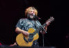 Picture of the rock group Tenacious D in concert taken by Lennart Håård