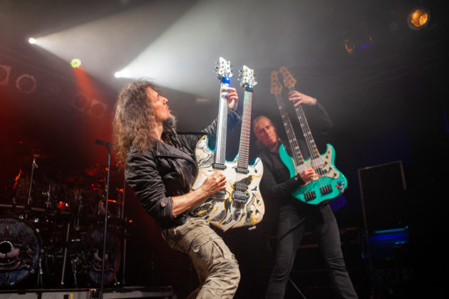 Picture of the Progressive metal band Sons of Apollo in concert taken by Helder J F Martins