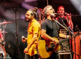 Picture of Mosh Ben-Ari in concert taken by Omer Keidar