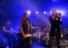 Picture of the rock band Velvet Insane in concert by Lennart Håård