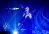 Picture of the progressive heavy metal band Opeth in concert taken by Aki Fujita Taguchi