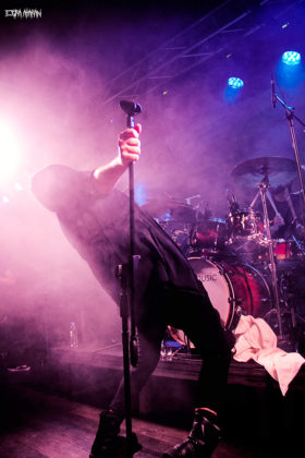 Picture of the band The Climb in concert taken by Esra Atakan