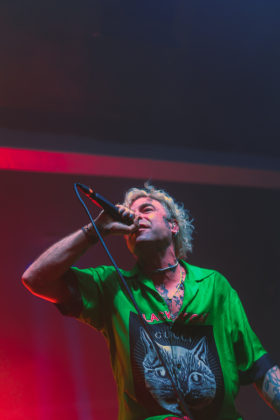 Picture of Mod Sun in concert taken by Jonathan Galeano