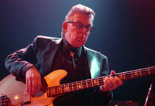 Picture of Hot Tuna in concert by Bill O'Leary