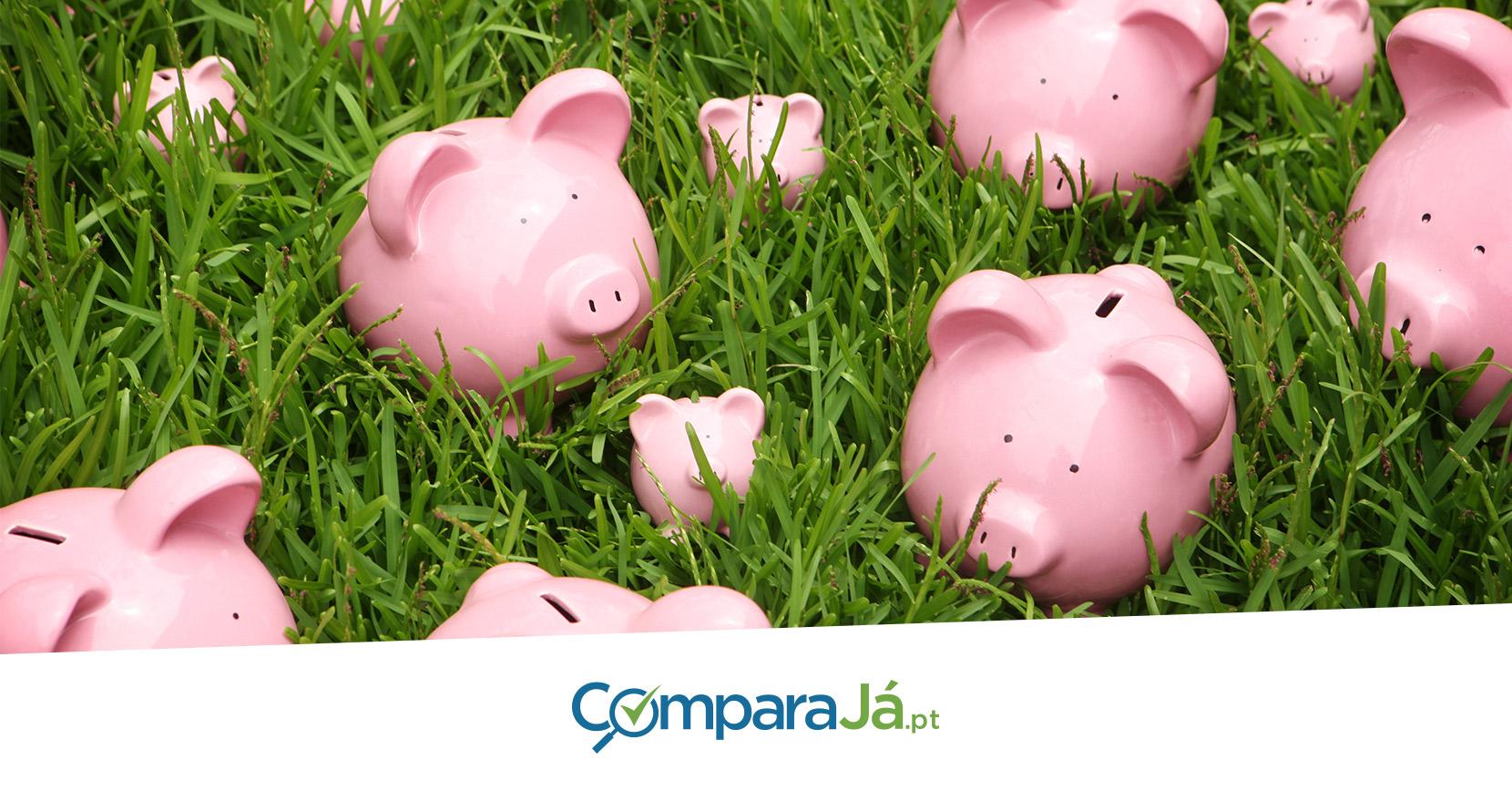 """Simulador de Crédito: ComparaJá.pt no """"Contas-Poupança"""""""
