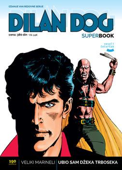 Dylan dog super book 43  eu8j