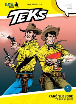 Zlatna serija 1 tex ranc slobode korica a dwjl