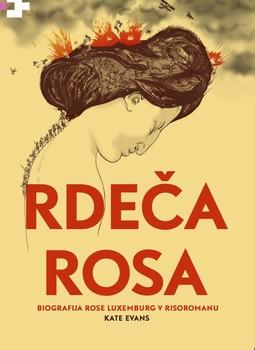 Rdeca rosa naslovnica 1