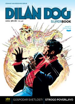 Dylan dog superbook 44 njnf