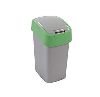 FLIPBIN 10L odpadkový koš - zelený