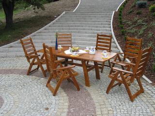 RUSTIKA stůl - FSC