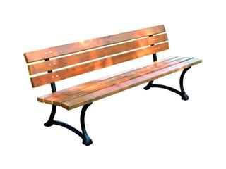 Parková lavice - FSC
