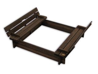 PÍSKOVIŠTĚ s lavičkami