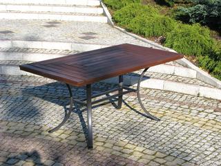 WELLINGTON stůl - černý (FSC)