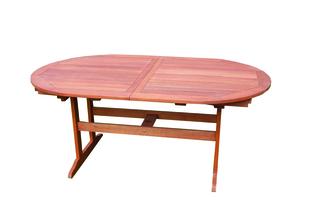EDINBURG stůl rozkládací - FSC