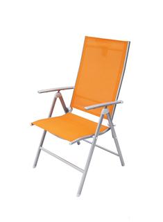 křeslo ANF 26C - oranžové