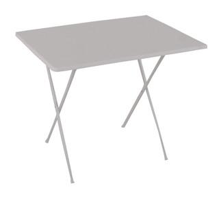 Stůl 60x80 camping SEVELIT bílý