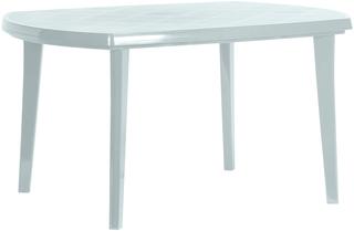 ELISE stůl - bílý