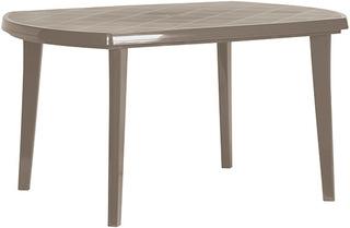 ELISE stůl - cappuchino