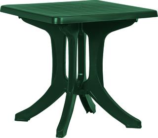 NAPOLI stůl - zelený