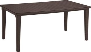 FUTURA stůl - hnědá