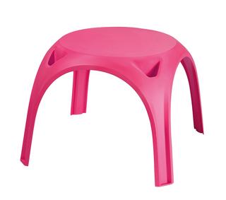 KIDS TABLE stolek růžový