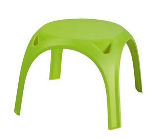 KIDS TABLE stolek sv.zelený