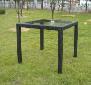 stůl RATAN 80x80cm