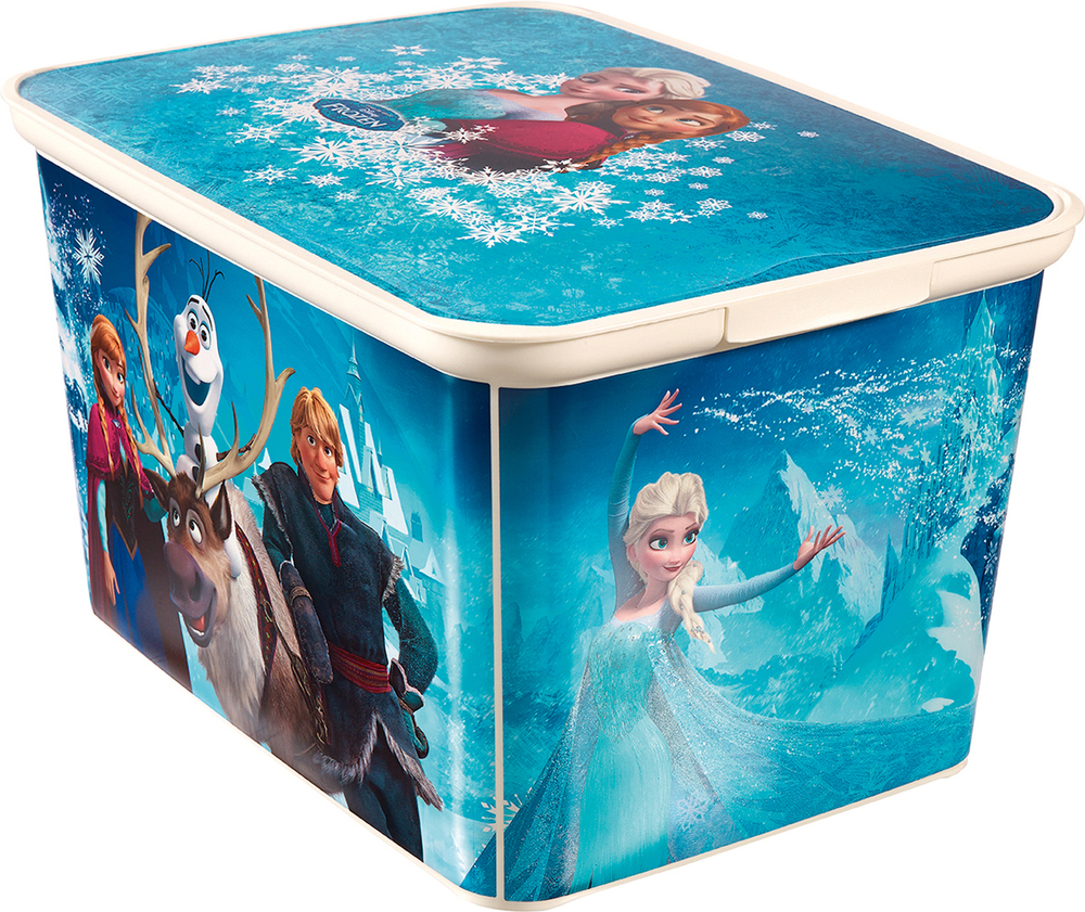 DECOBOX - L - FROZEN