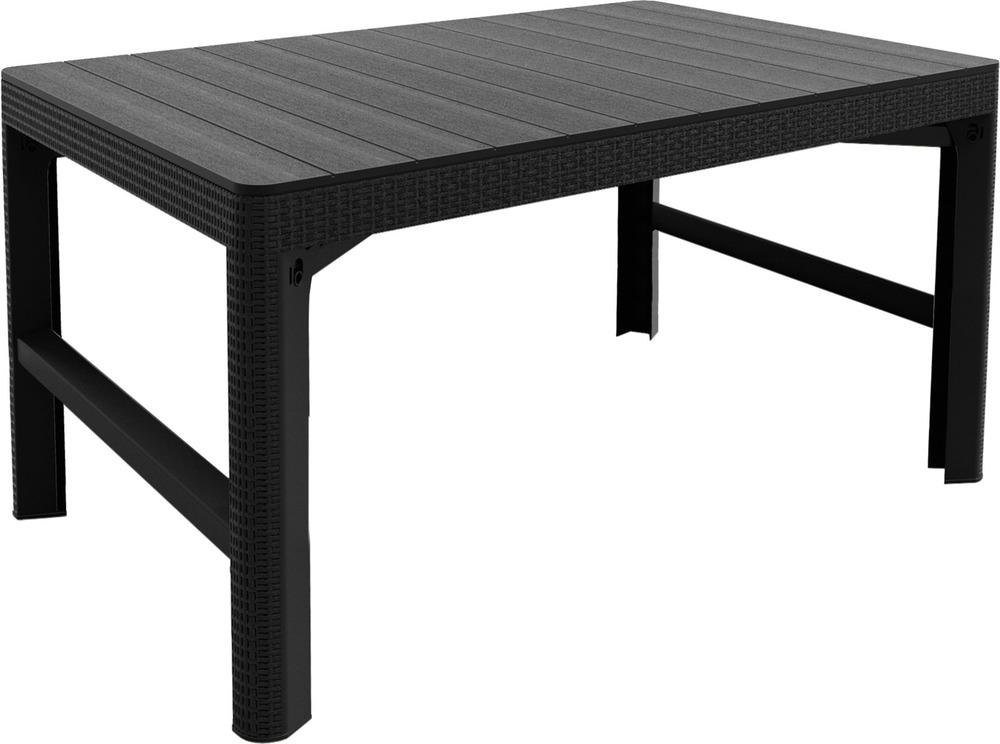 stůl LYON rattan - grafit