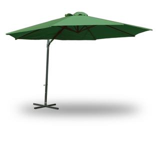 Slunečník 8530 - 350cm - tm. zelený