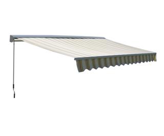 Markýza 4x2,5m S KRYTEM - vzor 318