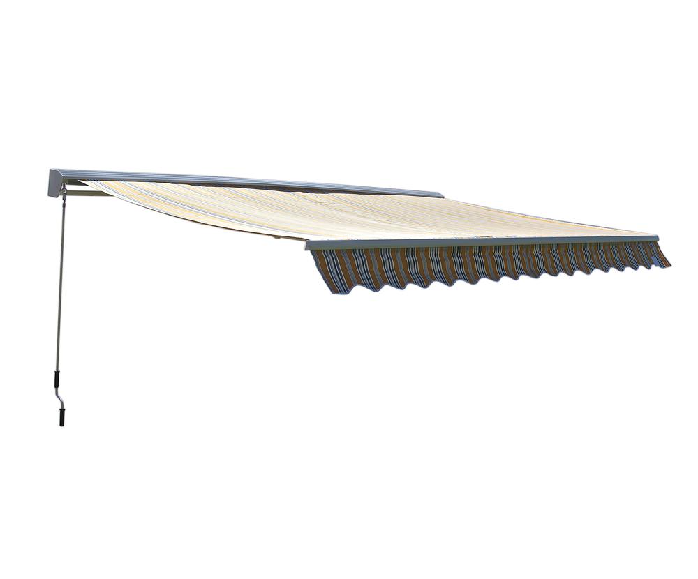 Curver Markíza 4x2,5m S KRYTEM - vzor 319