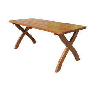 STRONG stůl MASIV - 160 cm