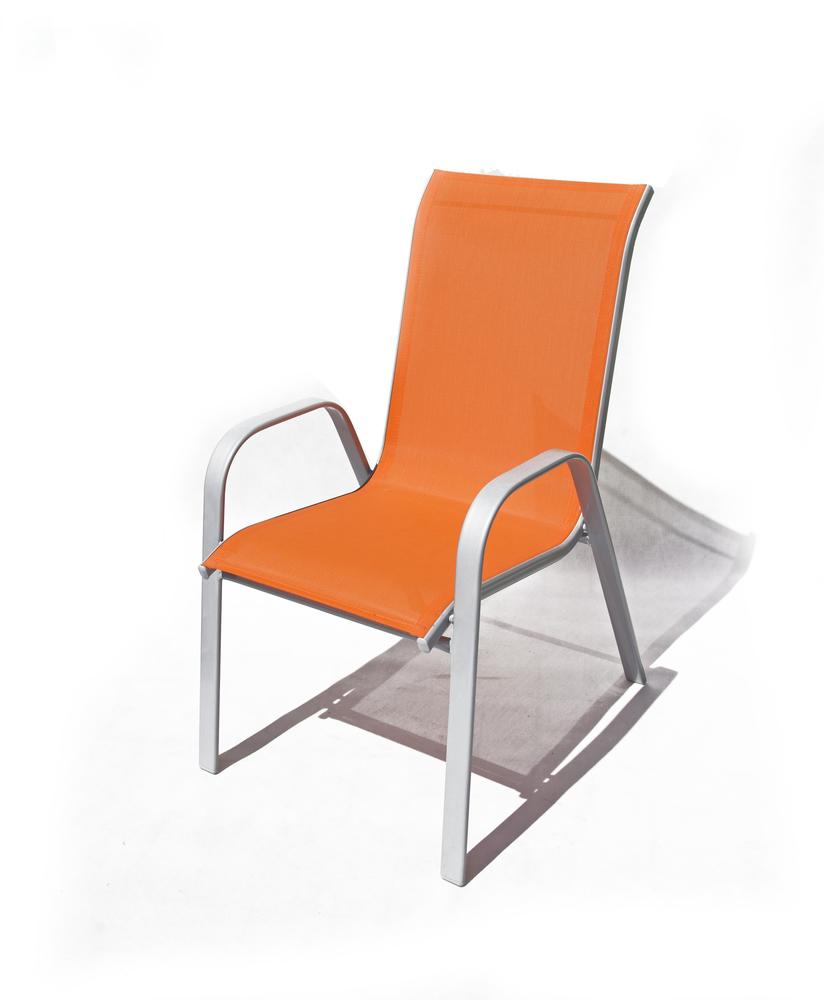 křeslo 2429 - oranžová II.jakost