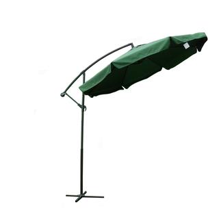 Slunečník EXCLUSIVE boční - zelený