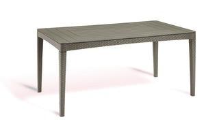 GIRONA stůl - cappucino