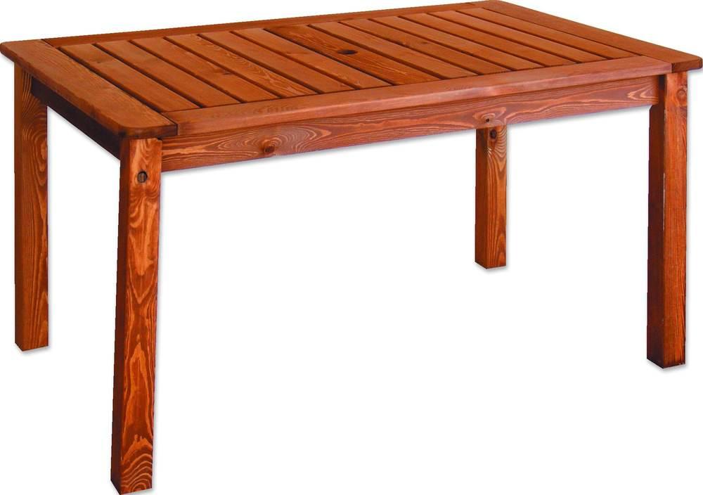 HOLIDAY stůl - mořený