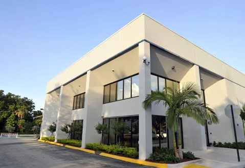 The Robert Bosch facility in Fort Lauderdale