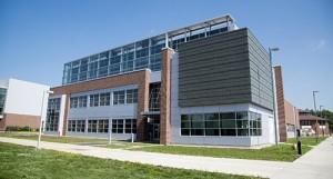 The new 68,000ft2 Ray W Herrick Laboratories