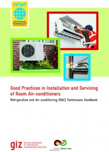 GIZ Good Practices in Installation & Servicing of Room AC 2013 (HPMP India)-1