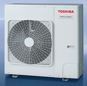 New Toshiba outdoor unit2