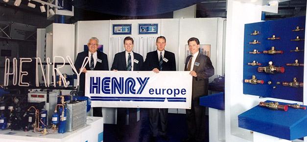 IKK Henry Europe 1990's