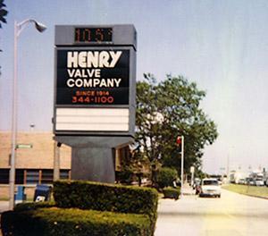 Henry Technologies Melrose Park 1995
